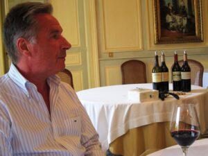 perse tasting 300x225 Clos lEglise Cotes de Castillon Bordeaux, Complete Guide