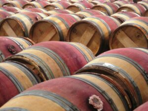 Barrels 300x225 Bordeaux wine making, is it made better today than Yesterday?