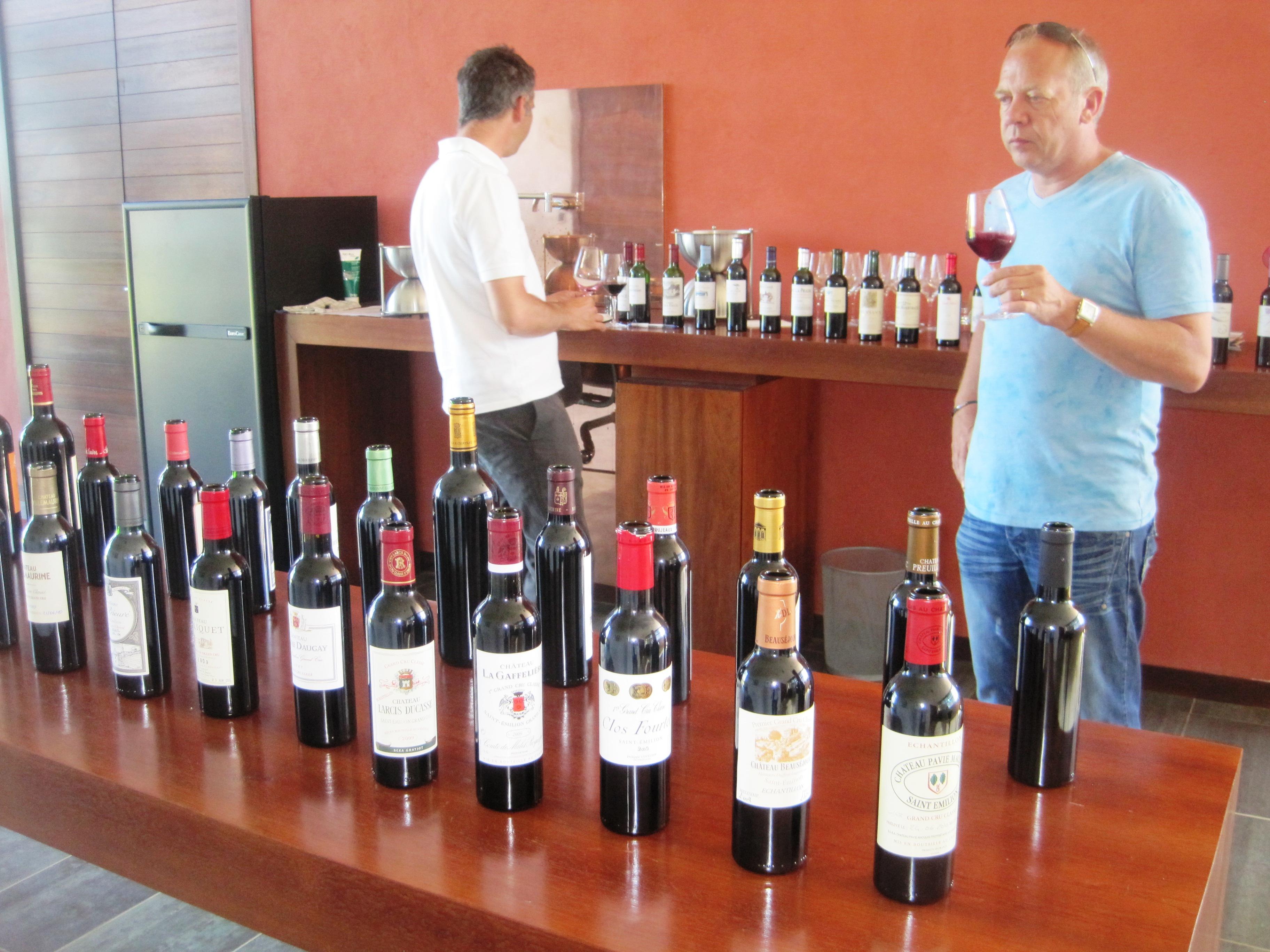 2009 St. Emilion Bordeaux wine Report Pt 2