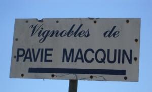 Pavie Macquin Sign2 300x182 2009 St. Emilion Bordeaux wine Report Pt 2