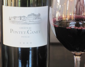 Pontet 4 300x235 2009 Bordeaux Wine Tasting Notes, Ratings Best 2009 Bordeaux