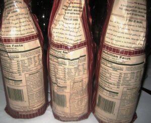7 BLIND MATH BAGS 300x246 7 Blind men taste La Turque, Chateau Margaux, Lafleur, Pavie and more!