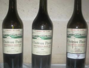 7 BLIND MATH PAVIE 300x230 7 Blind men taste La Turque, Chateau Margaux, Lafleur, Pavie and more!