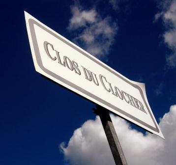 Clos Sign Clos du Clocher Pomerol Bordeaux Wine, Complete Guide