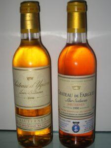 YQ de Fargues 225x300 7 Blind Men tastes 7 decades of Bordeaux wine from the 20s   80s!