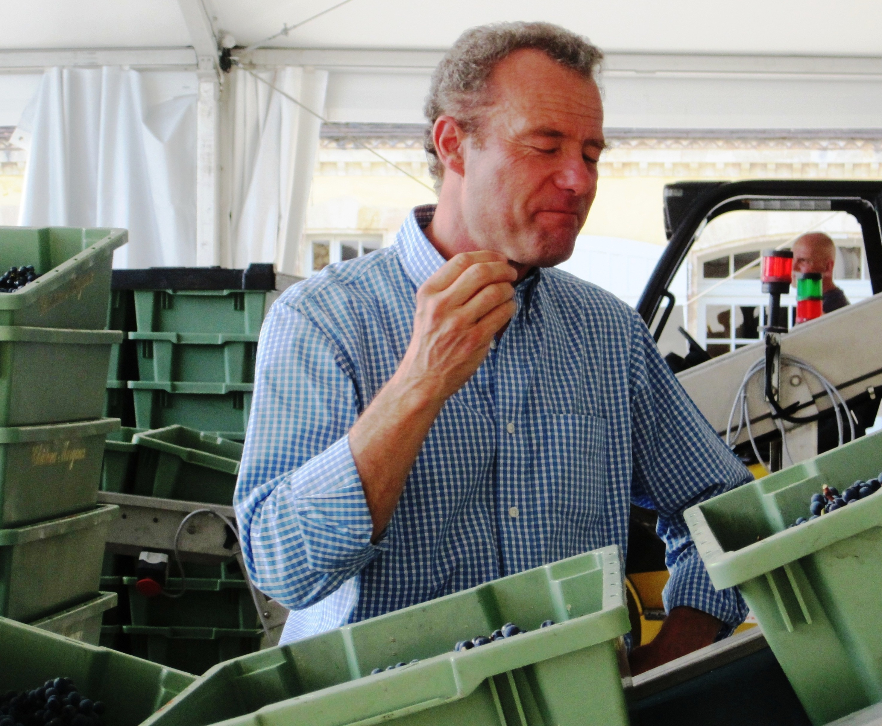 Paul Pontallier 2009 Margaux Harvest a perfect vintage! Other Chateaux weigh in