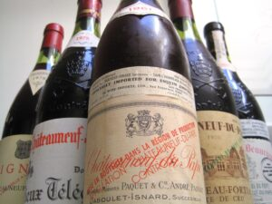 Chateauneuf old 300x225 International Grenache Day, September 24 is here!