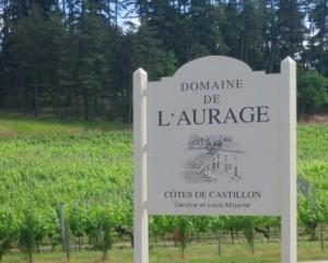 LAurage Cotes de Castillon 300x241 Domaine de lAurage Cotes de Castillon Bordeaux, Complete Guide