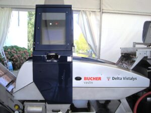 Optical sort machine 300x225 Will Optical Sorting Machines matter for the Bordeaux harvest?