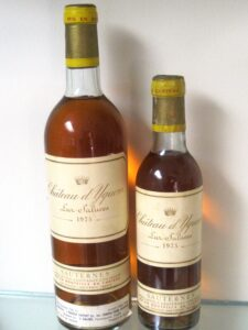 Yquem 75 1 225x300 1975 Chateau dYquem Bordeaux wine, is heaven in a glass