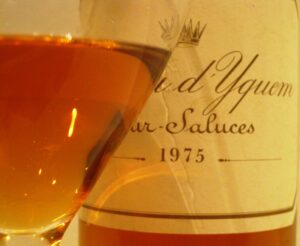 Yquem 75 3 300x246 1975 Chateau dYquem Bordeaux wine, is heaven in a glass