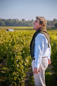 2010 Chevalier Oliver 200x300 2010 Domaine de Chevalier Harvest Olivier Bernard Interview