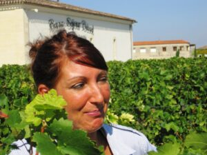 Beausejour Becot 300x225 2010 Beau Sejour Becot Harvest, Juliette Becot tries something new!
