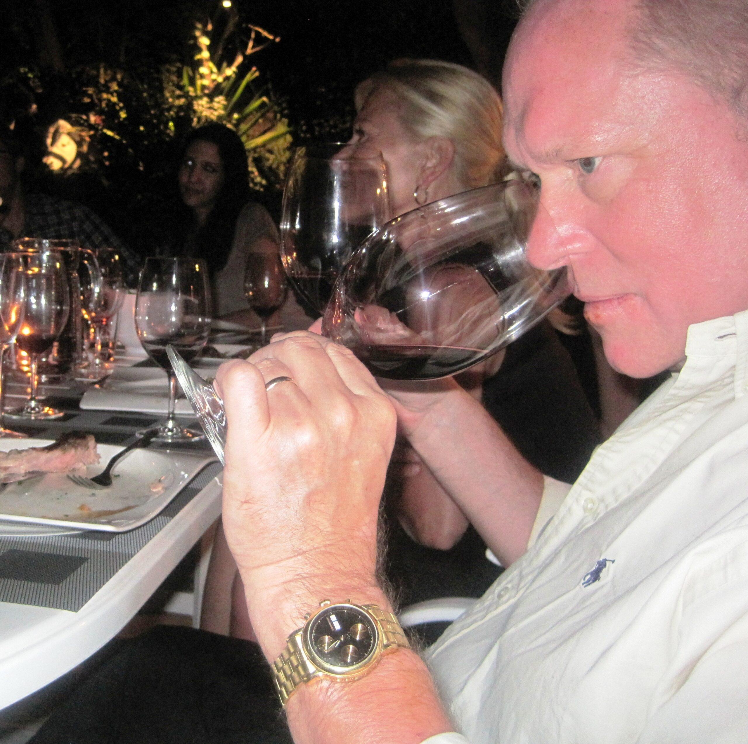 Negociant Jeffrey Davies on Bordeaux Wine Making Techniques