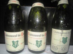 celestins 300x225 Haut Brion Wine Tasting 1955, 1959, 1961, 1982, 1989,1990 Haut Brion!