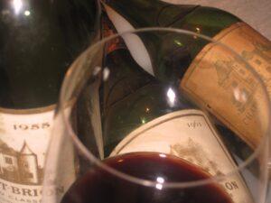 tenser haut brion 55 300x225 Haut Brion Wine Tasting 1955, 1959, 1961, 1982, 1989,1990 Haut Brion!