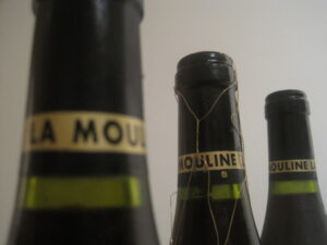 tenser mouline 2 300x225 Haut Brion Wine Tasting 1955, 1959, 1961, 1982, 1989,1990 Haut Brion!
