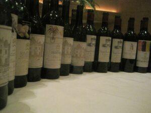Acker bottles 300x225 John Kapon Acker Merrall in Hong Kong Bordeaux Wine Tasting