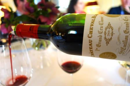 CB 2000 2000 Bordeaux Wine Tasted With Robert Parker, Tasting Notes, Ratings