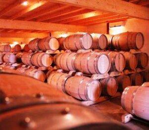 haut brisson barrels 300x262 Chateau Haut Brisson St. Emilion Bordeaux, Complete Guide