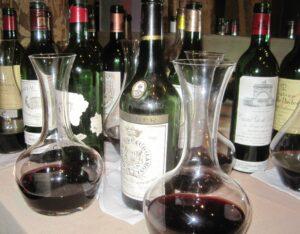 7 blind year end 10 bottles 300x234 7 Blind Men Bordeaux Wine Blind Tasting Yields Interesting Results