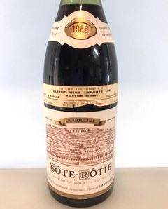 Guigal La Mouline 1966 Guigal Cote Rotie Rhone La Mouline La Turque La Landonne Wine Guide