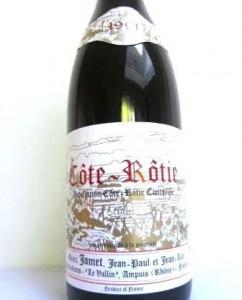 Jamet1 242x300 Domaine Jamet Cote Rotie Rhone Wine, Complete Guide