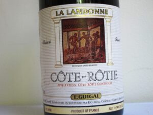 Landonne 300x225 Guigal Cote Rotie Rhone La Mouline La Turque La Landonne Wine Guide