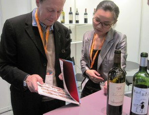 Thunevin China 300x232 Bordeaux Wine sales in China 2010 What happens next?