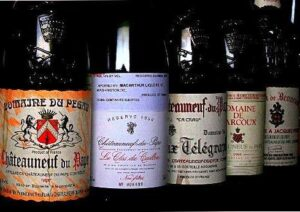 chateauneuf du pape bottles 300x212 Jeb Dunnuck The Rhone Report on 1999 Chateauneuf du Pape