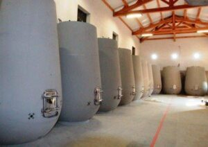 Barroche Cellars 300x212 Domaine la Barroche Chateauneuf du Pape, Rhone Wine, Complete Guide