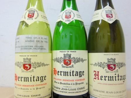 ChaveHermitage Wine Tasting Notes, Ratings