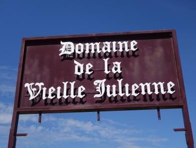 Domaine Vieille Julienne 1 Domaine Vieille Julienne Chateauneuf du Pape Rhone Wine Complete Guide