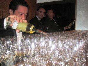 HB Delmas blanc 300x225 Haut Brion Jean Philippe Delmas 1961 1982 1985 1989 1990 Wine Tasting