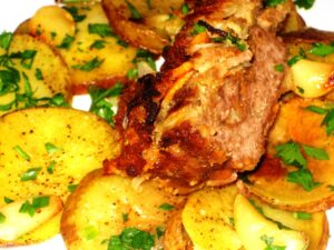 MEATLOAF 300x225 The Perfect Meatloaf, Potatoes, Bordeaux Wine and Food Pairing