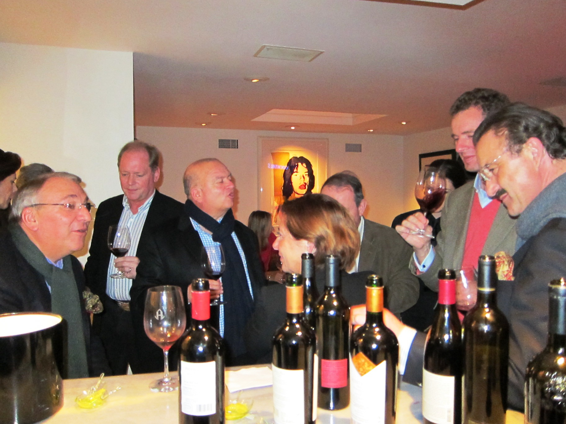 2008 Left Bank Bordeaux Wine Reviews from the UGC Tasting