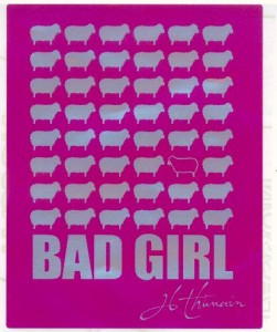 bad girl 251x300 Bad Girl Cremant de Bordeaux, Complete Guide