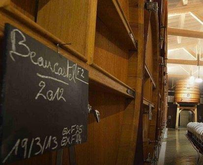 beaucastel cellars Beaucastel Chateauneuf du Pape, Rhone Wine, Complete Guide