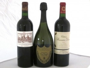 Win Free Bordeaux Wine Or A Bottle Of Dom Perignon Champagne