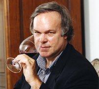 Robert Parker Headshot Robert Parker Wine Writer, Stops Reviewing California Wine!