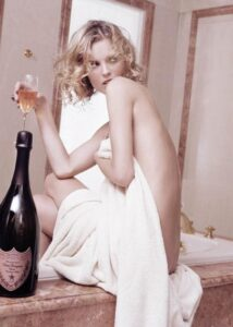 dom perignon rose eve 214x300 Rose Champagne for Valentines Day Adds Sparkle to Romance