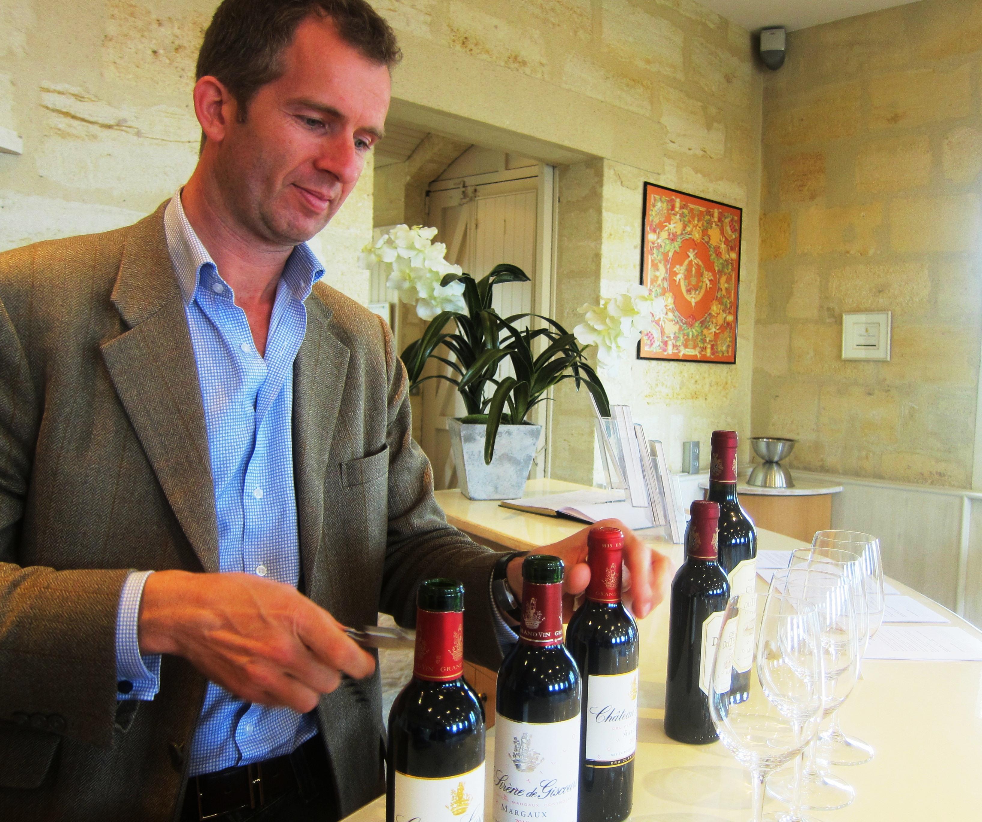 2010 Giscours du Tertre Bordeaux Wine