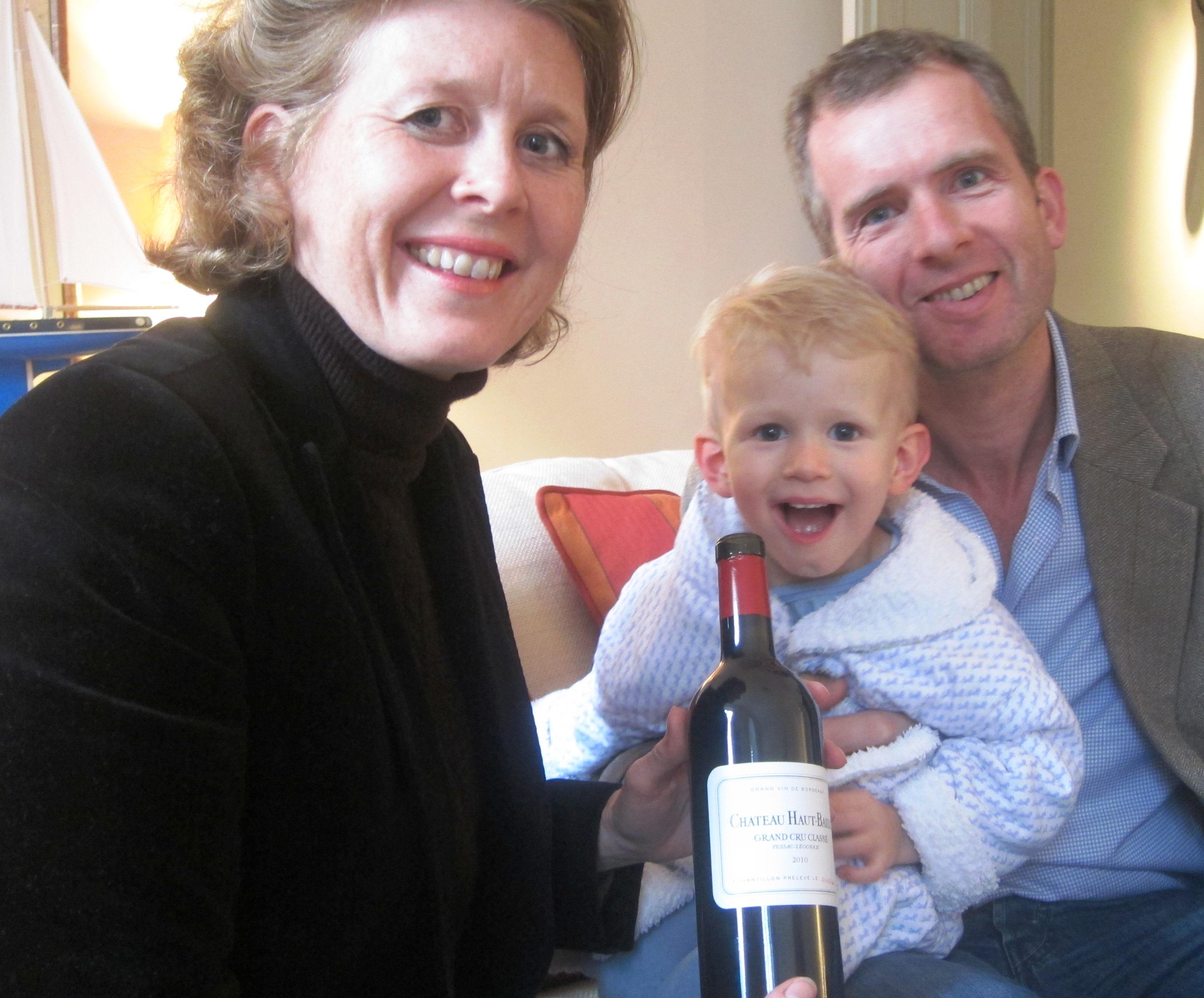 2010 chateau Haut Bailly bordeaux wine