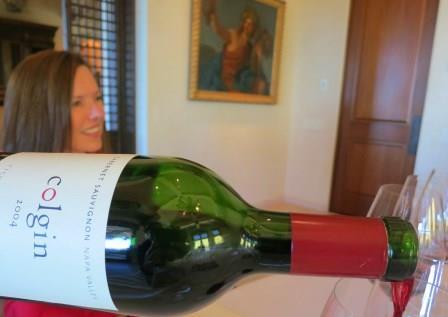 Colgin 1 Colgin Cellars Napa Valley California Wine Cabernet Sauvignon Syrah
