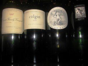 Cult Cabs 300x225 7 Blind Men taste California Cabernet Sauvignon Wine & more!