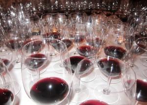 Glasses 300x215 7 Blind Men taste California Cabernet Sauvignon Wine & more!