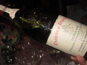 Ledbury Beaucastel 300x225 Chateauneuf du Pape Rhone Wines in London at The Ledbury
