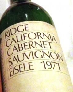 Ridge 1971 Copy 238x300 Ridge Vineyards Santa Cruz Mountain California Wine Cabernet Sauvignon