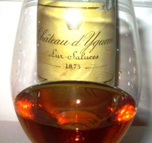 Yquem 751 300x283 7 Blind Men taste California Cabernet Sauvignon Wine & more!