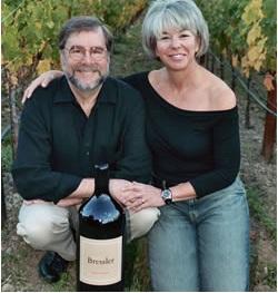 bressler1 Bressler Vineyards Napa Valley California Wine Cabernet Sauvignon